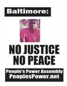 Baltimore_Freddie Grey