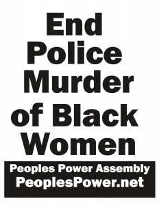 end-police-murder-of-black-women