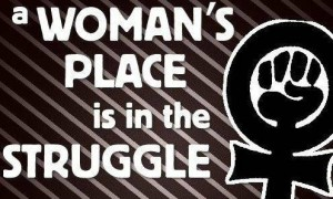 WomansPlaceinStruggle